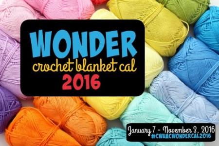 Wonder Crochet Blanket CAL Part 3 | www.thestitchinmommy.com