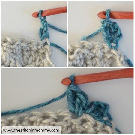 Wonder Crochet Blanket CAL Part 3 | www.thestitchinmommy.com