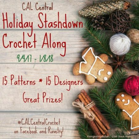 2017 Holiday Stashdown CAL | www.thestitchinmommy.com