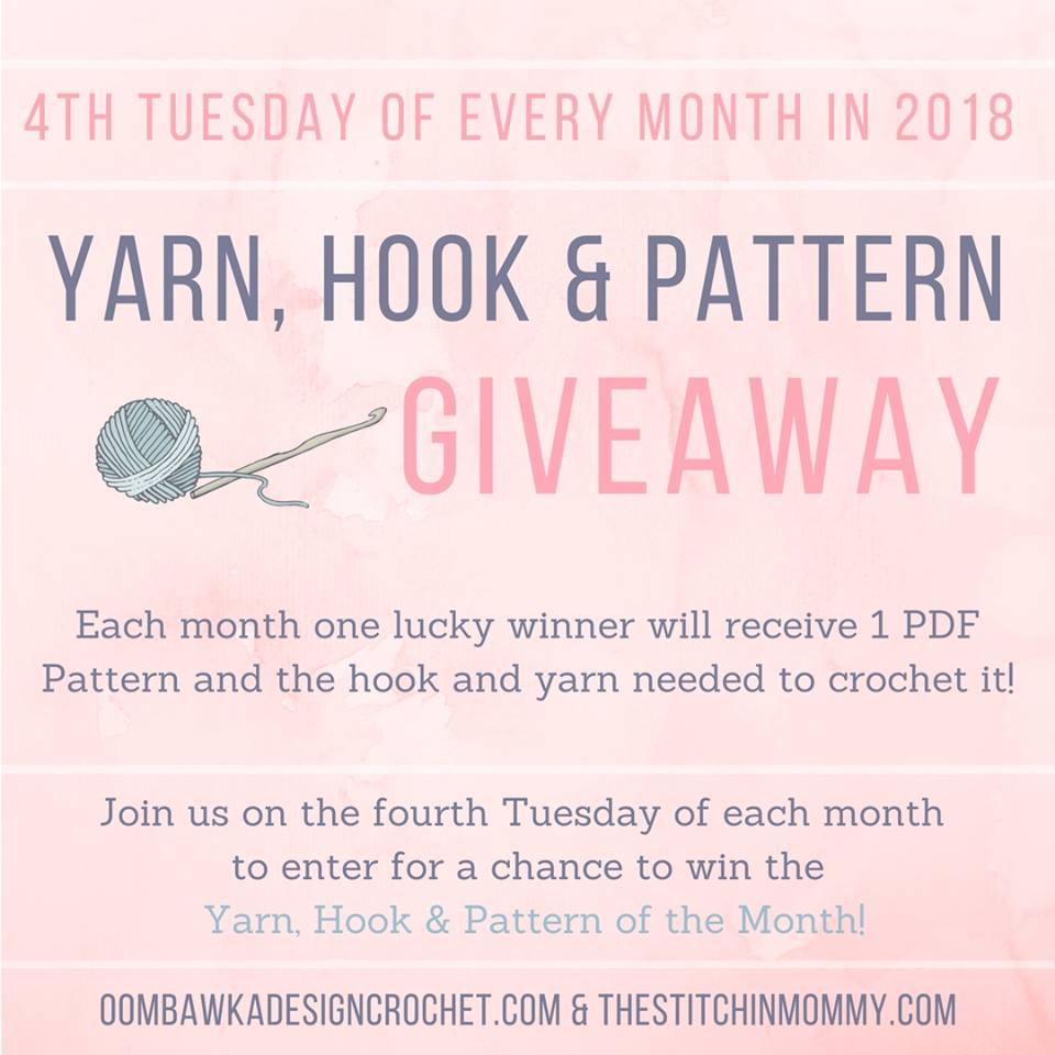 Yarn giveaways 2018 june