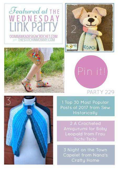 The Wednesday Link Party #229 Featured Favorites | www.thestitchinmommy.com