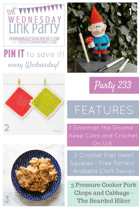 The Wednesday Link Party #233 Featured Favorites | www.thestitchinmommy.com