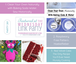 The Wednesday Link Party #261 Featured Favorites | www.thestitchinmommy.com