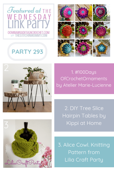 The Wednesday Link Party #293 Featured Favorites | www.thestitchinmommy.com