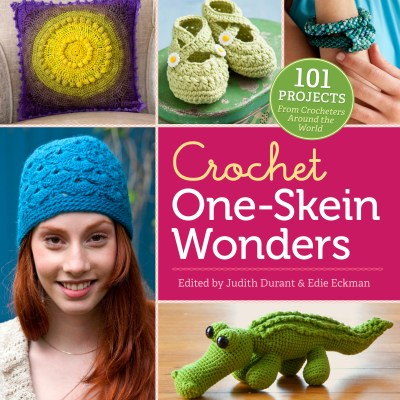 Crochet One-Skein Wonders – Book Review and Pattern Excerpt