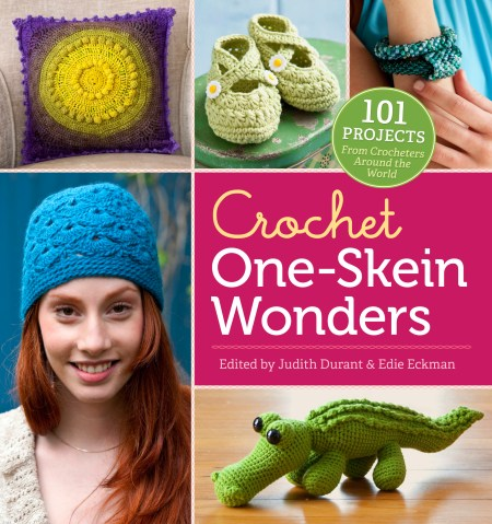 Crochet One-Skein Wonders - Book Review and Pattern Excerpt | www.thestitchinmommy.com