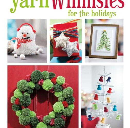 Yarn Whimsies for the Holidays – Book Review