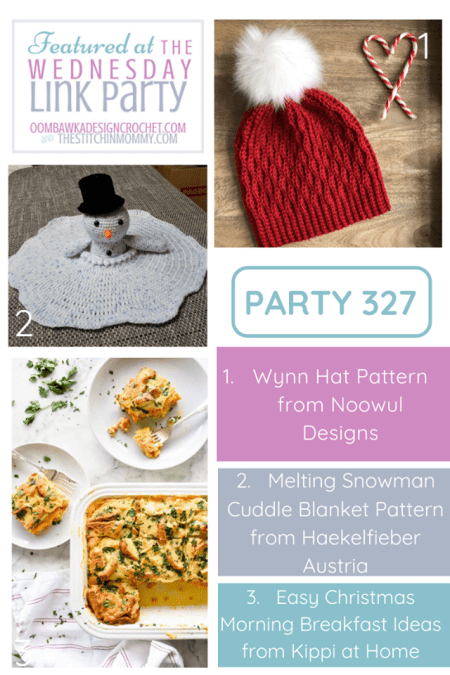 The Wednesday Link Party #327 | www.thestitchinmommy.com