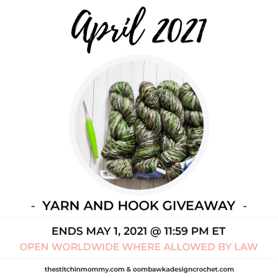 April Yarn and Hook Giveaway featuring Berroco Yarns and Furls