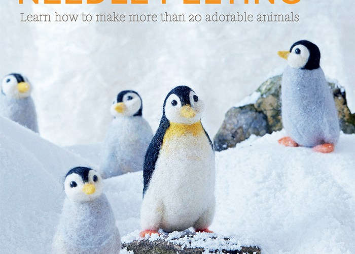 The Natural World of Needle Felting – Book Review