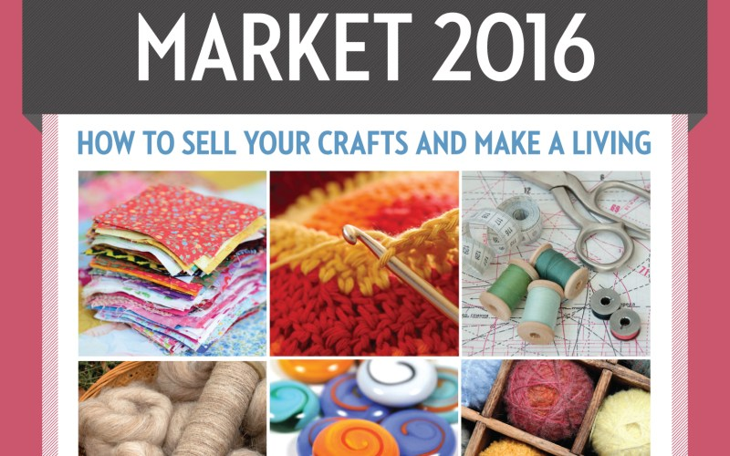 Crafter's Market 2016 – Book Review