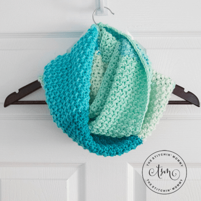 Faerie Magic Infinity Scarf – Free Crochet Pattern