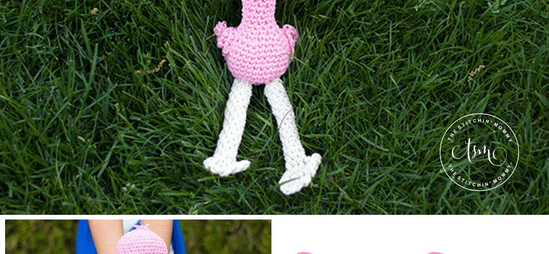 Felicity the Flamingo – Free Crochet Pattern