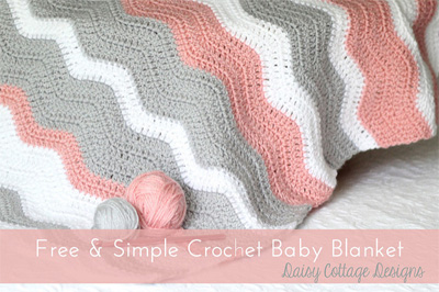 Pretty-Ripple-Baby-Blanket-