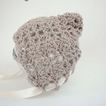 Pretty Shells Newborn Pixie Bonnet – Free Crochet Pattern