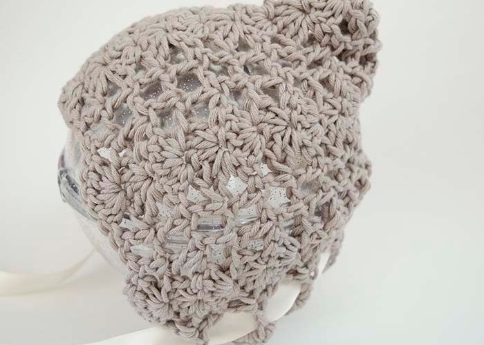 Pretty Shells Pixie Bonnet – Free Crochet Pattern