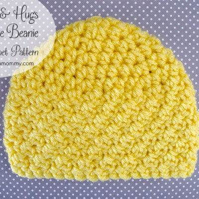 Sunshine and Hugs Preemie Beanie – Free Crochet Pattern