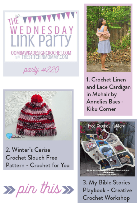 The Wednesday Link Party #220 Featured Favorites | www.thestitchinmommy.com