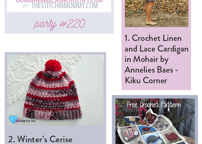 The Wednesday Link Party 220