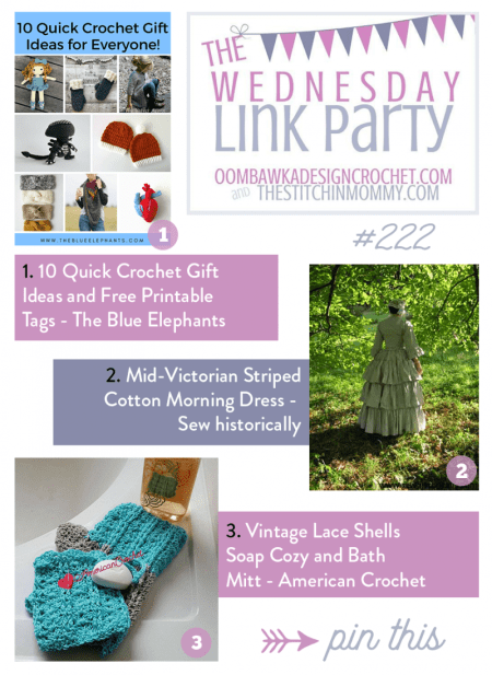 The Wednesday Link Party #222 Featured Favorites | www.thestitchinmommy.com