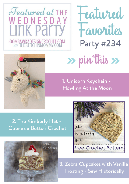 The Wednesday Link Party #234 Featured Favorites | www.thestitchinmommy.com