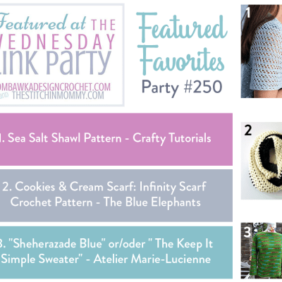 The Wednesday Link Party 250