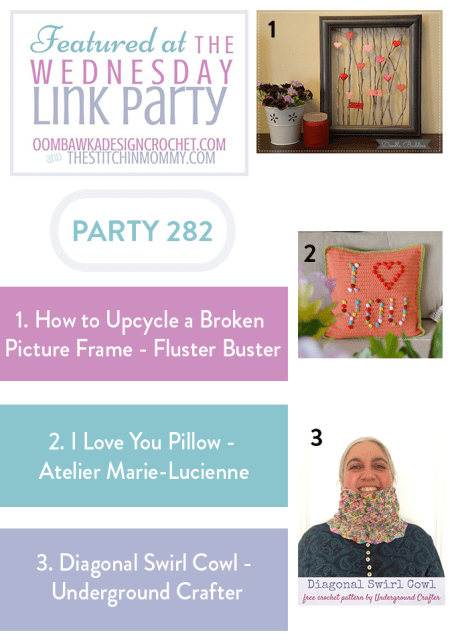 The Wednesday Link Party #282 Featured Favorites | www.thestitchinmommy.com