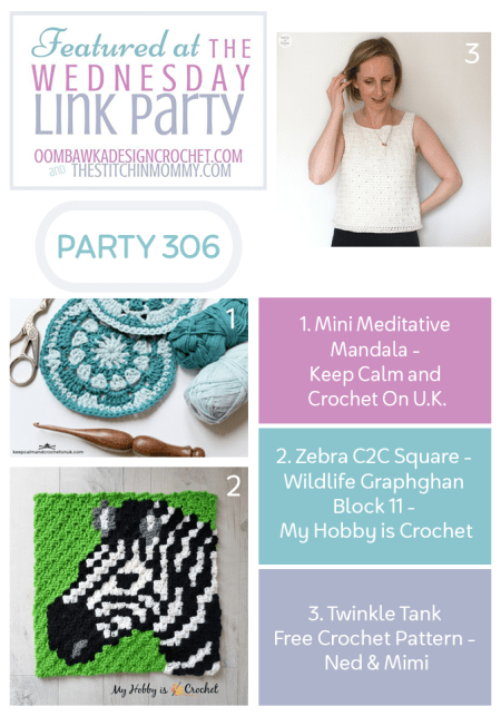 The Wednesday Link Party #306 Featured Favorites | www.thestitchinmommy.com