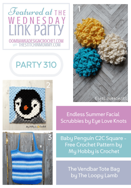 The Wednesday Link Party #310 Featured Favorites | www.thestitchinmommy.com
