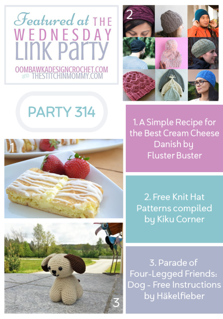 The Wednesday Link Party #314 Featured Favorites   www.thestitchinmommy.com