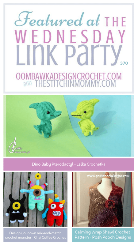 The Wednesday Link Party #370 | www.thestitchinmommy.com