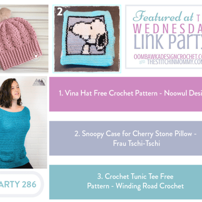 The Wednesday Link Party 286 featuring the Vina Hat