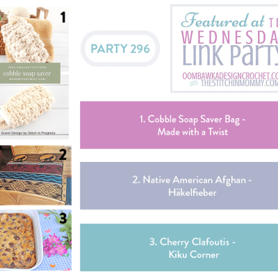 The Wednesday Link Party 296 featuring Chunky Soap Saver