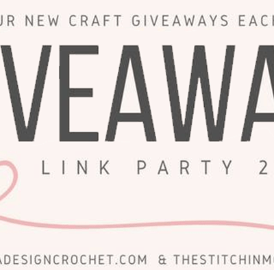 2018 Craft Giveaway Link Party 33