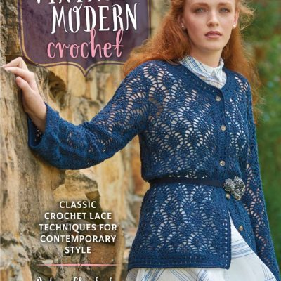 Vintage Modern Crochet – Book Review and Pattern Excerpt