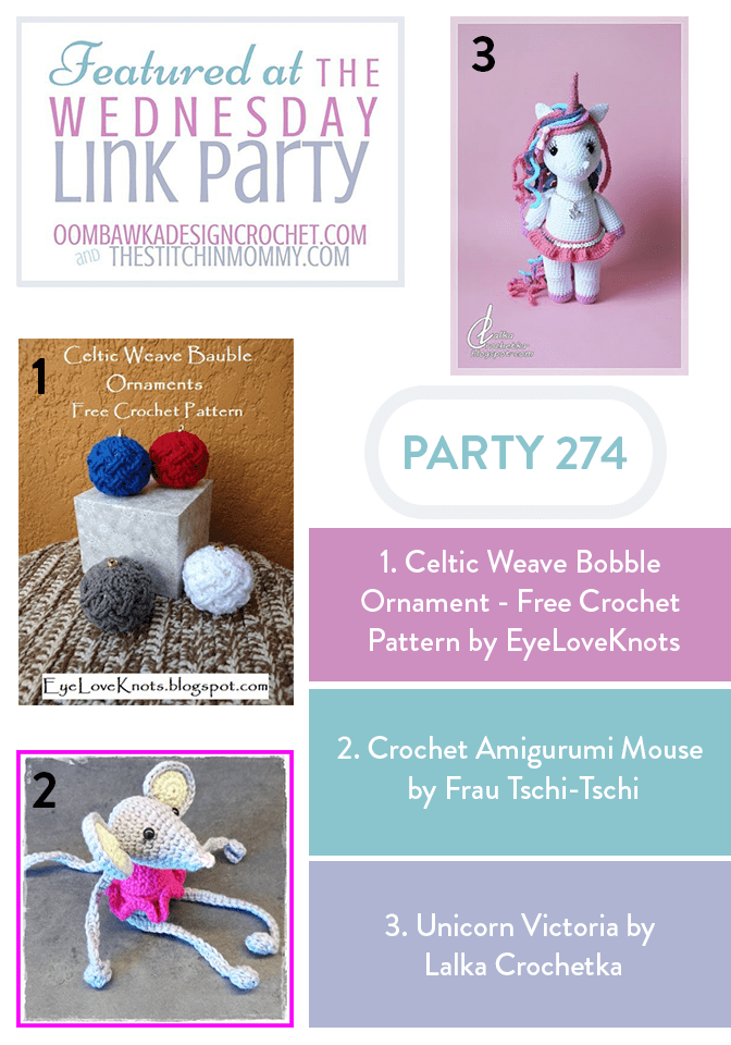 The Wednesday Link Party #274 Featured Favorites | www.thestitchinmommy.com