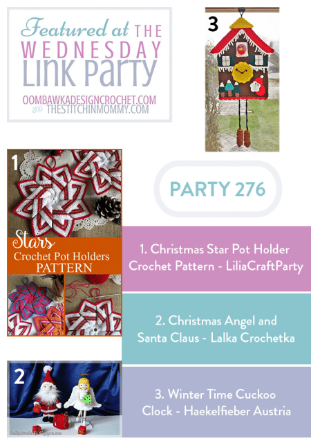 The Wednesday Link Party #276 Featured Favorites | www.thestitchinmommy.com