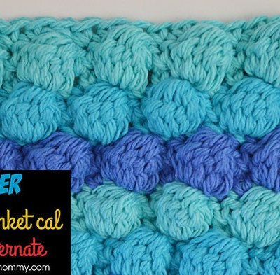 Wonder Crochet Blanket CAL Alternate to Part 7