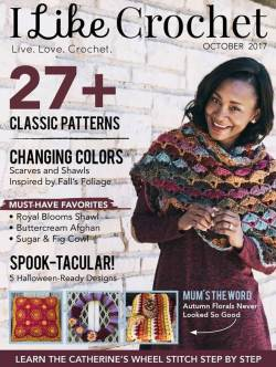 I Like Crochet Magazine