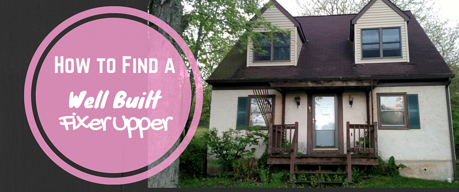 How to Find a Fixer Upper (or Flip) :: What to look for in the Basement