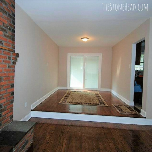 flipping houses for a living dining room remodel after
