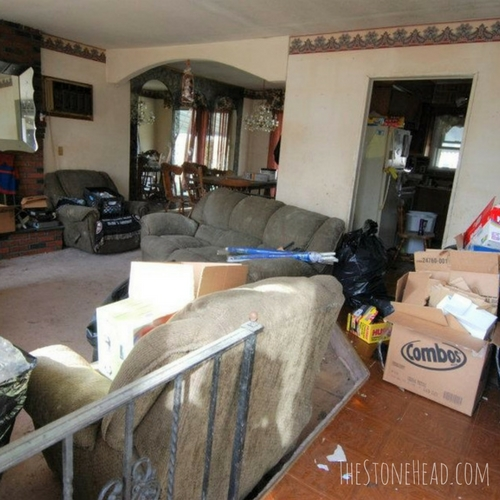 flipping houses for a living and blogging about it come check out the after photo