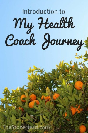 I'm health coach. Check out the round about journey I took to get here.