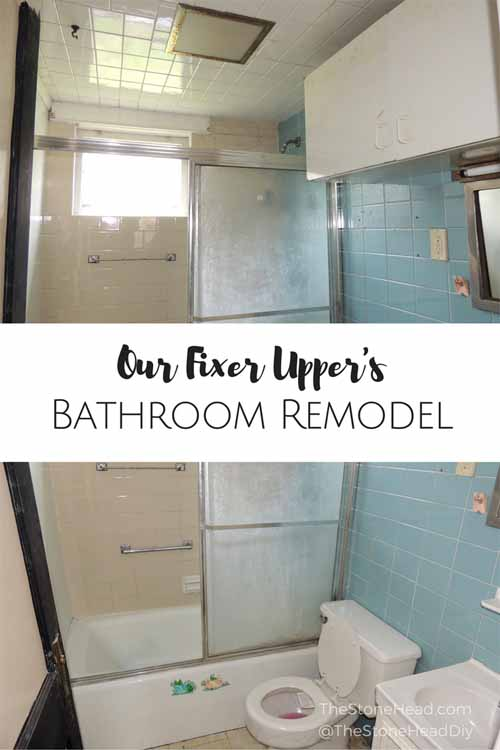 Bathroom Renovation Updates (Fixer Upper #2)