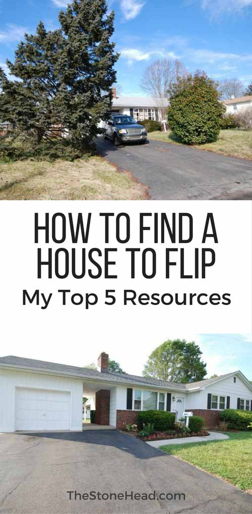Where To Find A House To Flip