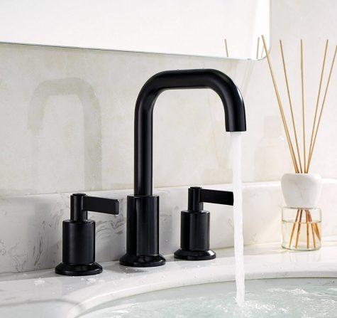 Matte Black Bathroom Fixtures All The Matte Black Faucets You Can