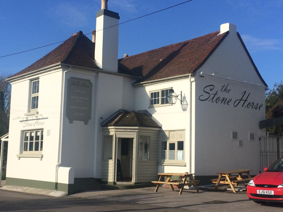 The Stone Horse pubs in Kent