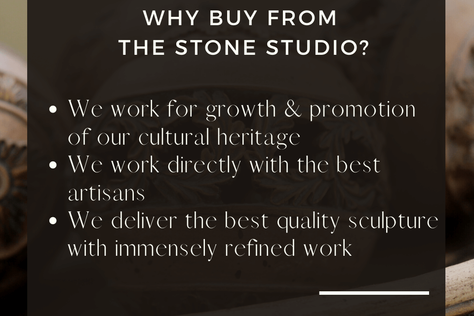 Why should you buy from The Stone Studio