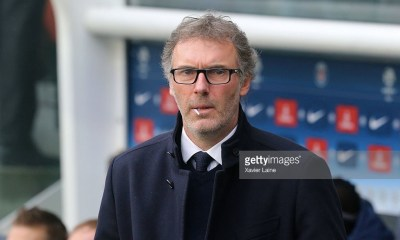 Laurent Blanc PSG