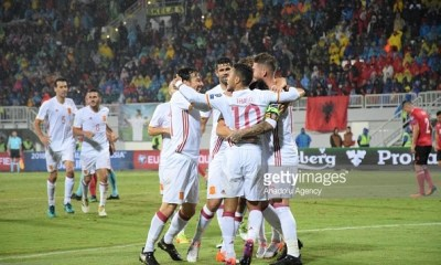 Spain Albania World Cup Qualifiers